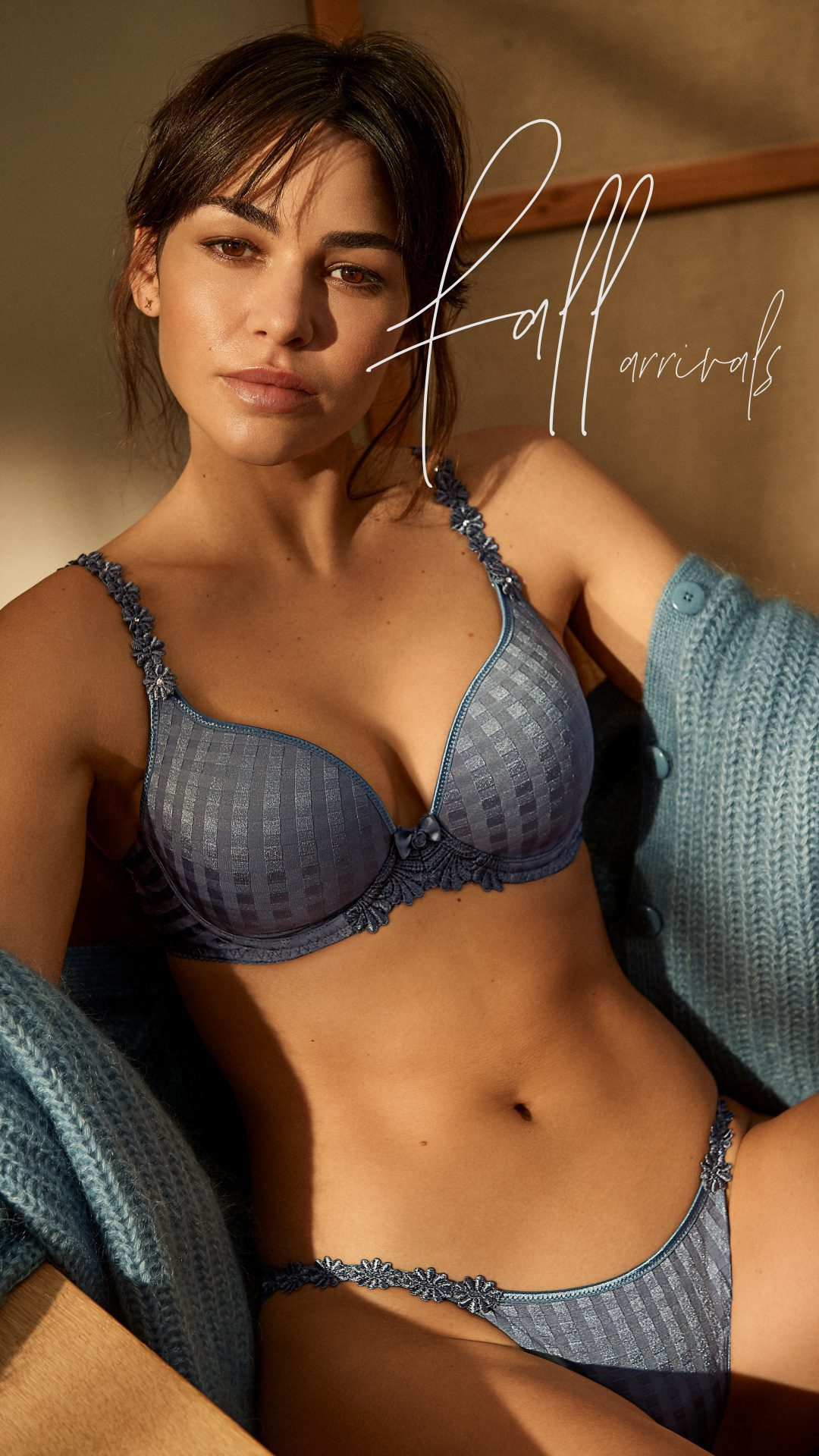 Autumn Has Arrived at J'adore Intimates